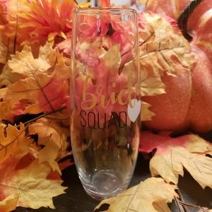 ☃️10 for $30☃️Bridal party champagne glass